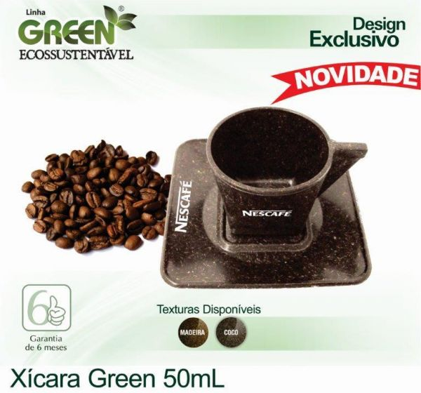 Xícara Green 50ml